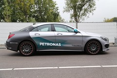 Mercedes-Benz Petronas 3M - DiscoveryChannel Carwrap Contest 2015