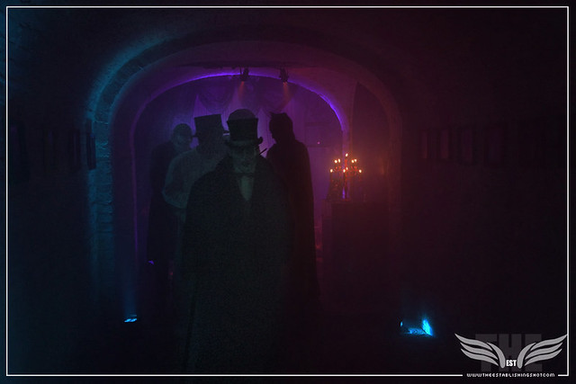 The Establishing Shot: HERE COMES TROUBLE AT THE ROGUES GALLERY - CREATION OF A SUPER-VILLAIN BOOK LAUNCH @ THE CRYPT GALLERY, LONDON - OCT 2015