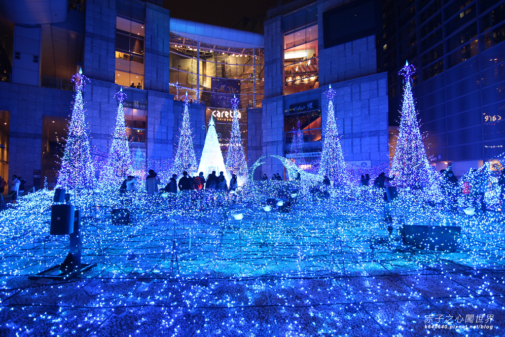 Tokyo Winter Illuminations- Caretta汐留-IMG_9774003