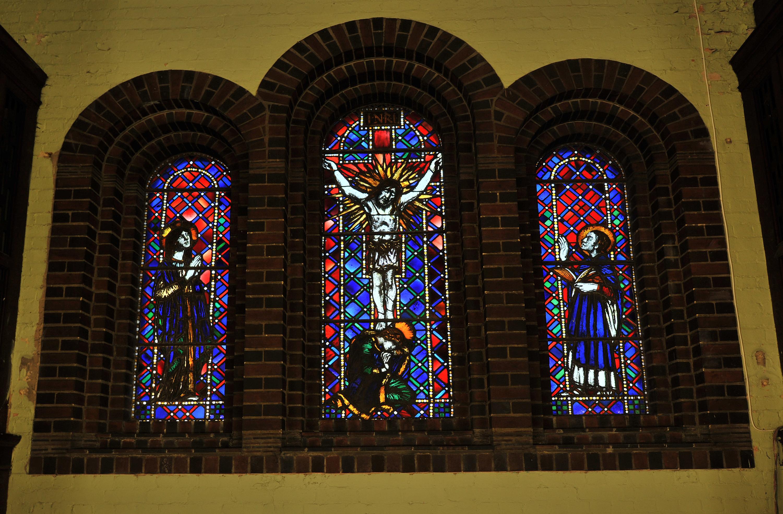 St Joseph's Catholic Church, Burslem, Staffordshire