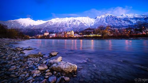 morning sunrise dawn austria landscapes tirol inn tyrol innsbruck trojer jtrojercom