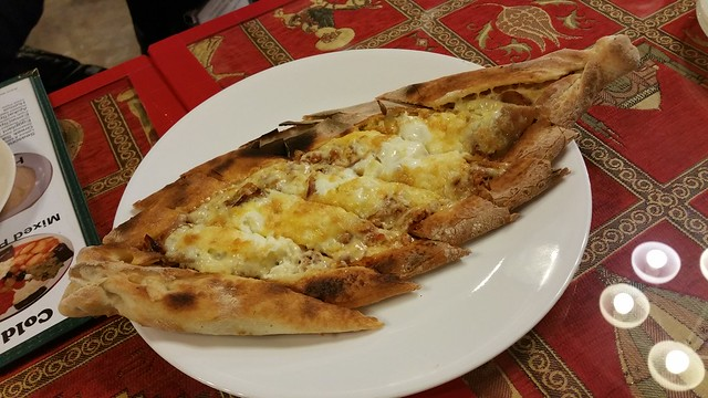 2015-Nov-20 Anatolia's Gate Meat Pide