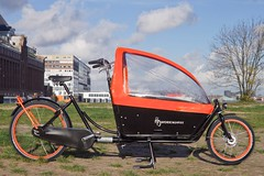 WorkCycles Kr8 Black Box Orange Rims 6