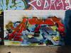 graffiti, Trellick Tower
