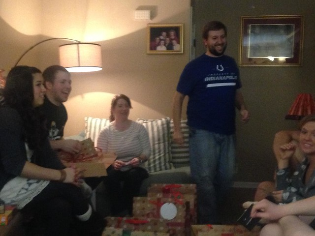 """Christmas With College and Adult Children: Pass and """"Steal"""" Grab Bags"""