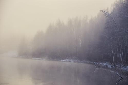trees winter light sky white snow tree water forest suomi finland river landscape lumi talvi puu vesi metsä luonto valo kouvola joki kymi taivas kuusankoski