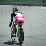 Two. #girlskeirin #cycling #cycle #cyclelife #bike #bikelife #bicycle #cyclesport #trackcycling #keirin #narakeirin #sport #sportsphotography #fixedgear #fixedgearbike #njs #jka #velo #velodrome #Nara #Japan