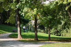 Zagreb - Park Ribnjak
