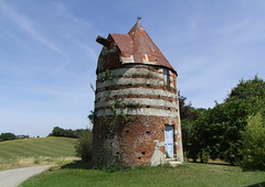 Marliac.Moulin du Saquet.(XVII et XVIII e siècles).