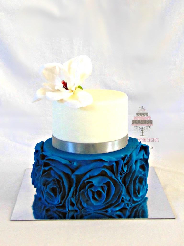 Outstanding Wedding Cake Waitrose Adornment - Blue Wedding Color ...