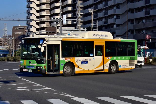 2016/12/25 東京都交通局 P538