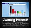 Das »Projekt 18« der SPD schreitet voran!