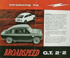 Broadspeed GT 2+2 (1966-68)