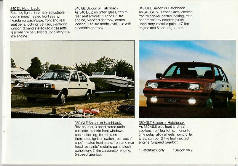 Volvo Models 1988 4-1 | A Anon | Flickr