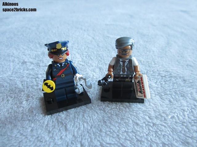 Lego Minifigures The Lego Batman Movie p12