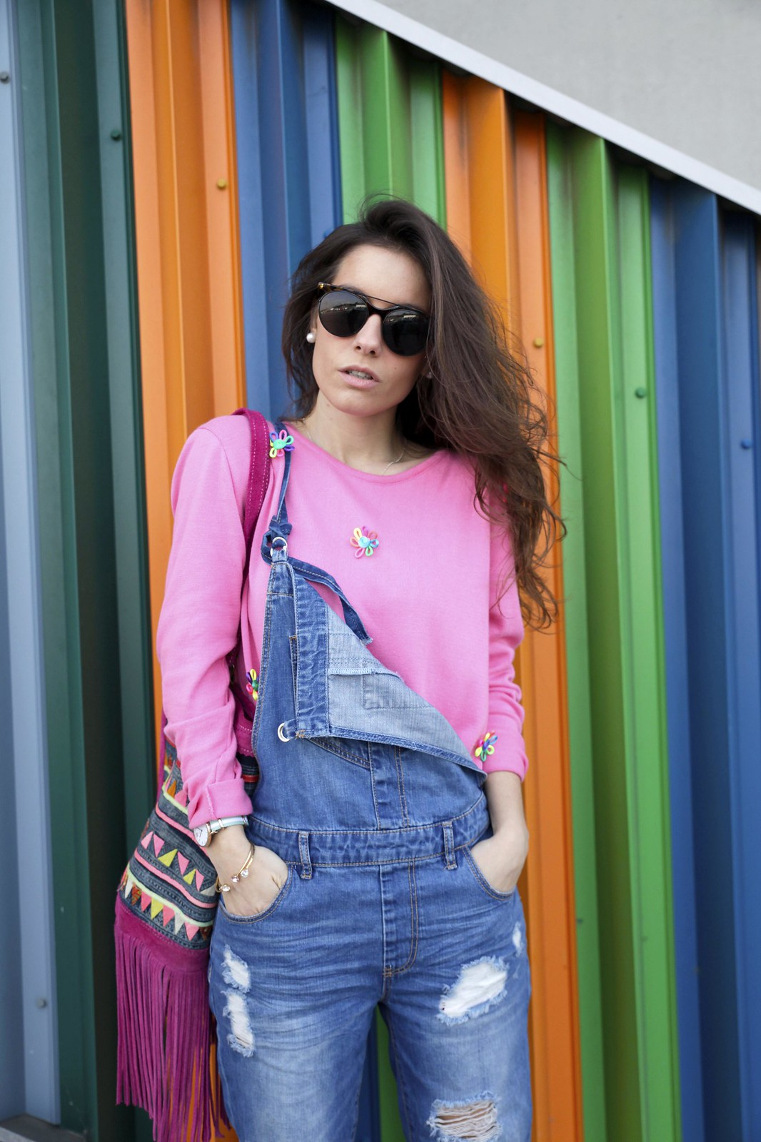 OVERALL OUTFIT FOR SPRING theguestgirl laura santolaria look