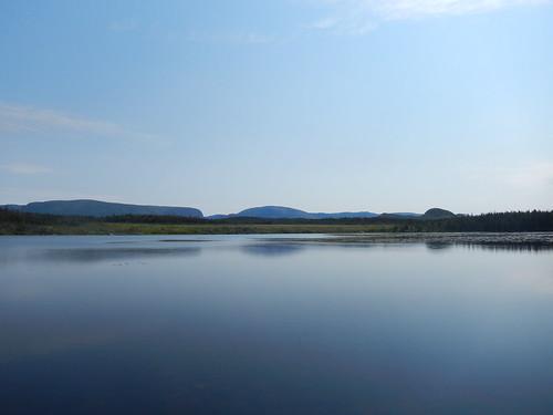 Gros Morne NP - Berry Head Pond - 2