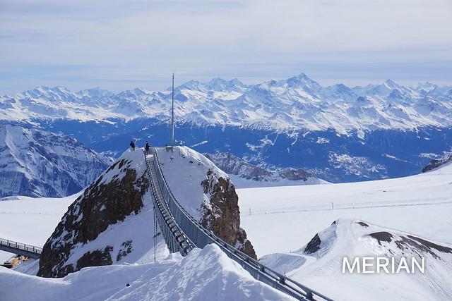 Berner Oberland: Glacier 3000
