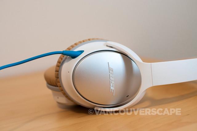 Bose QuietComfort 25 Headphones-7