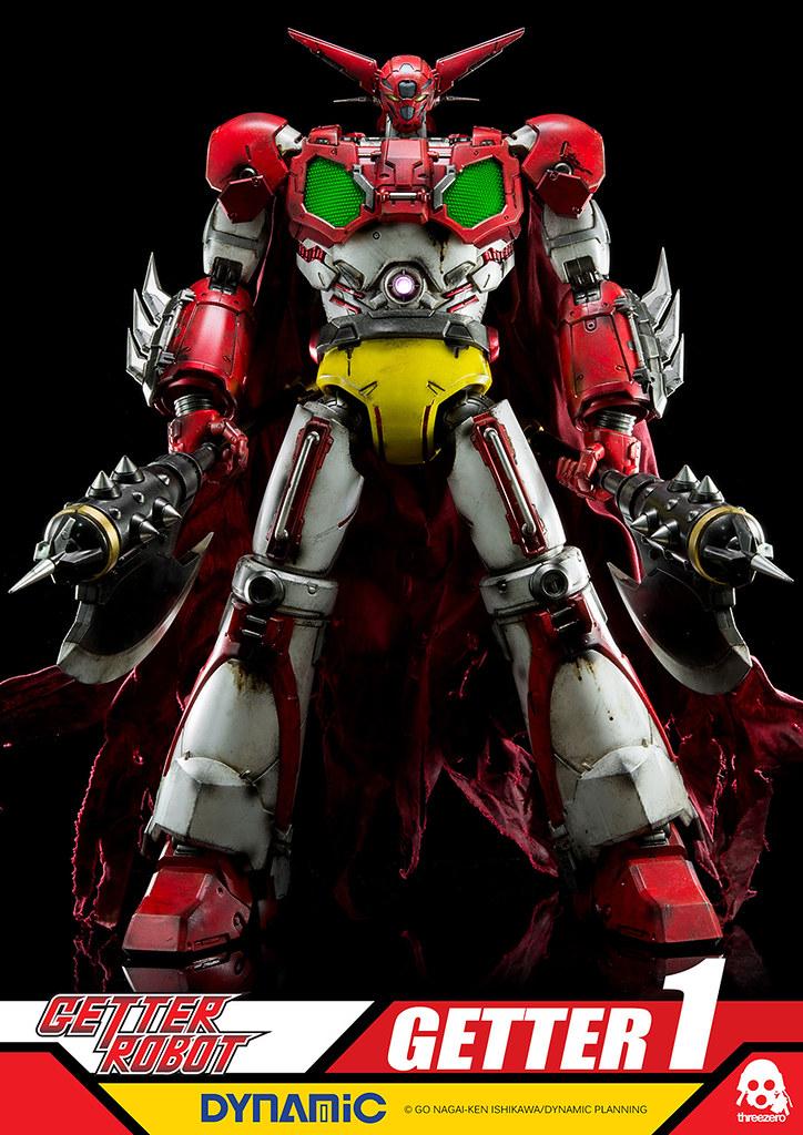 嘟嚕嘟嘟~ 嘟嚕嘟嘟嘟~ threeZero《蓋特機器人》 - 蓋特1號