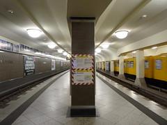 Berlin - U-Bahnhof Mehringdamm