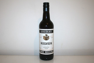06 - Zutat Sherry / Ingredient sherry