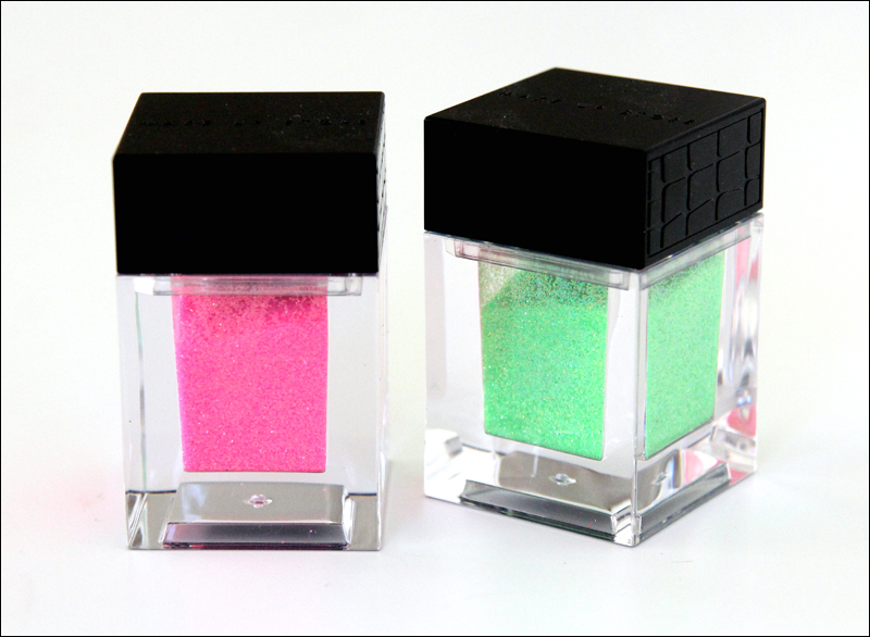 Make up store eco glitters