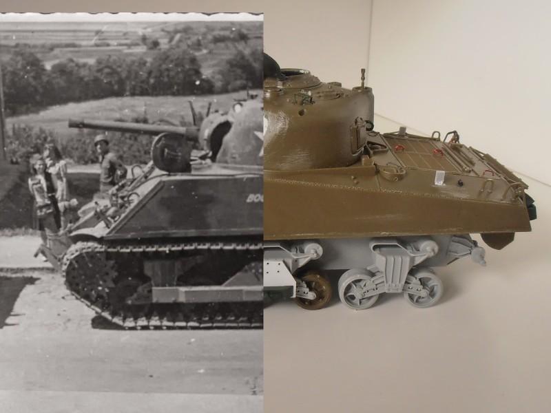 Sherman M4A3 ex dozer ( italeri, academy, eduard ) au 1/35eme - Page 2 20855126031_5560acf6c8_b