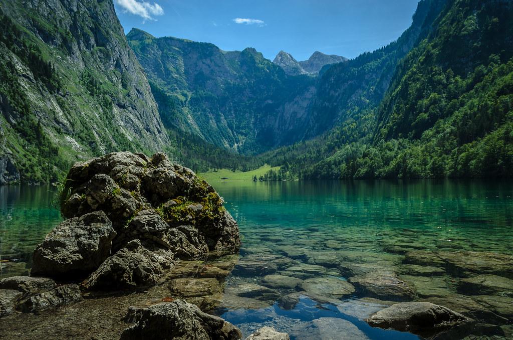 Stein im Obersee