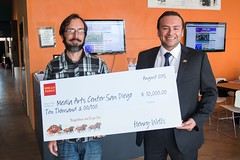 Wells Fargo Foundation Support MACSD\'s Teen Producers Project