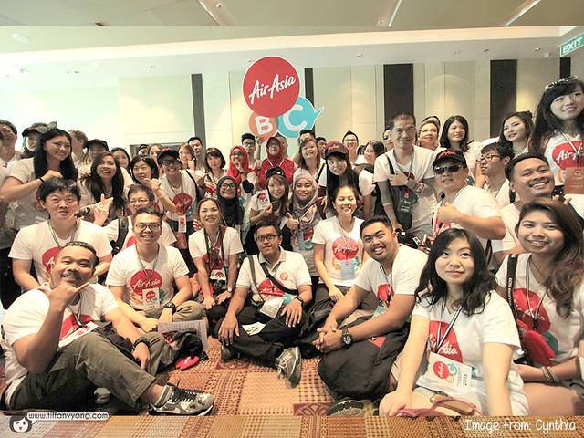 AirAsia AABC 2015 Bloggers 2