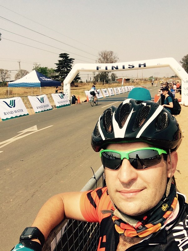 Rand Water Race for Victory 2015