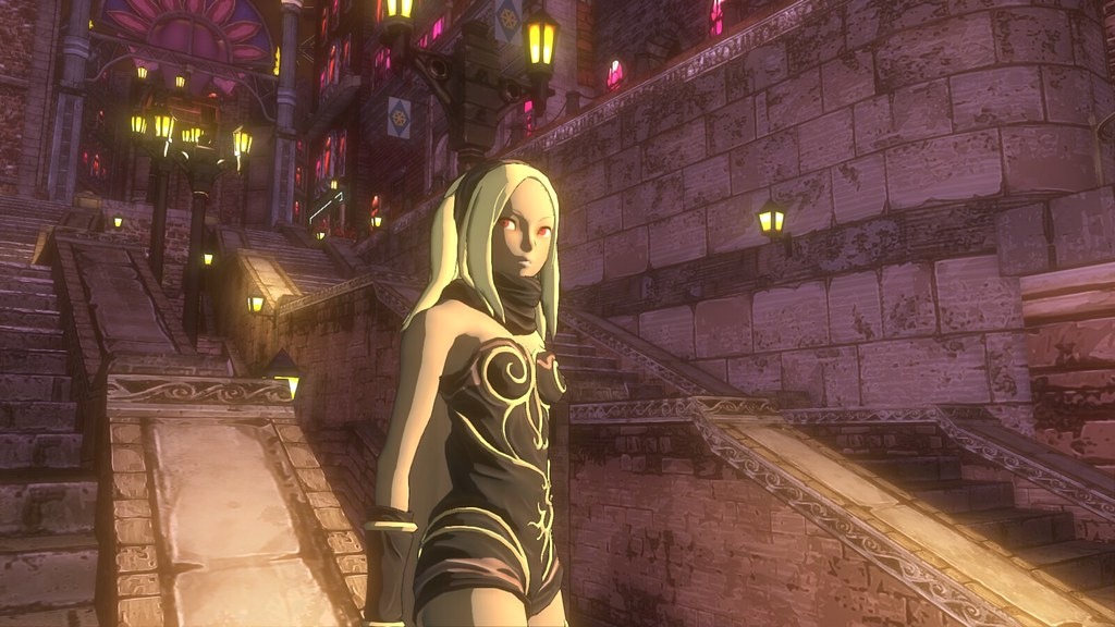 Gravity Rush Remastered on PS4
