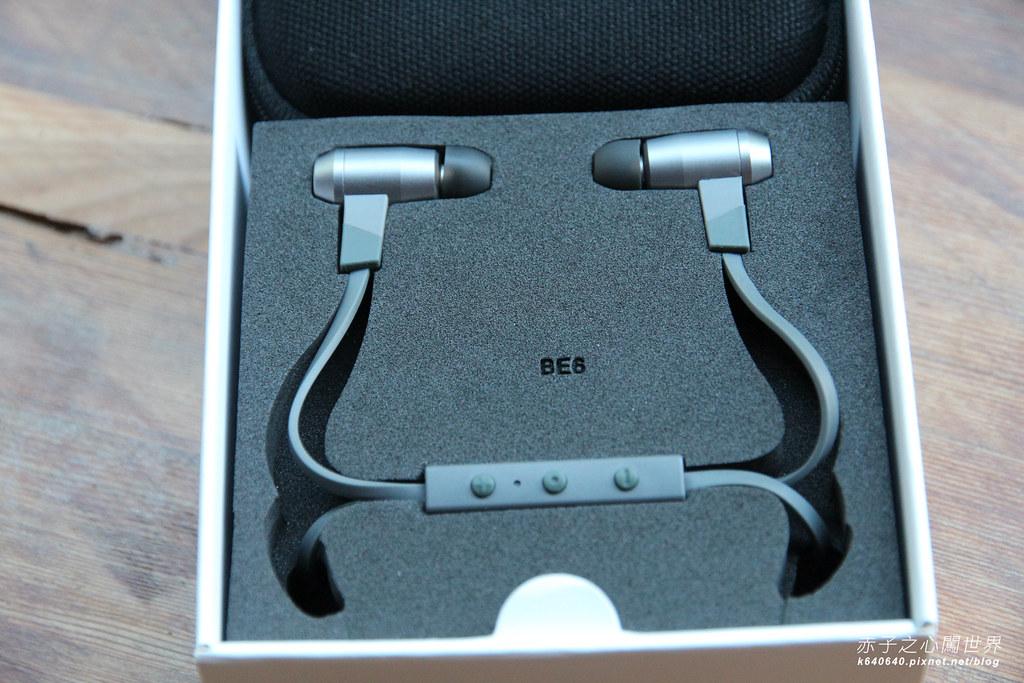 Optoma奧圖碼 NuForce BE6 藍牙入耳式耳機05