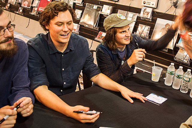 The Front Bottoms- Rough Trade
