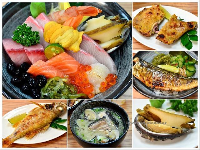 台北漁市美食-九久生魚片專賣店001-DSC_3640