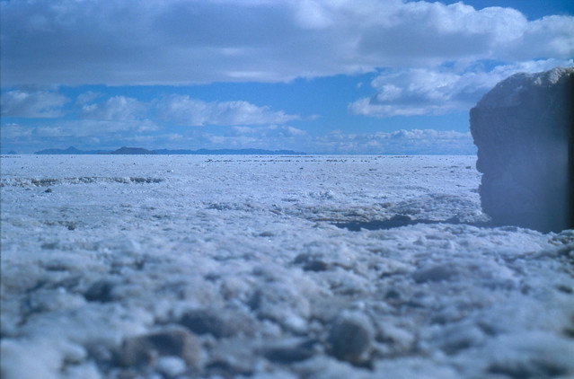 The Great Salt Flats