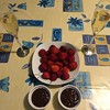 Strawberries and Chocolate for Dessert #chocolate #strawberries #strawberry