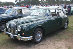 executive car(0.0), bentley s2(0.0), jaguar mark ix(0.0), bmw 501(0.0), automobile(1.0), daimler 250(1.0), jaguar mark 2(1.0), vehicle(1.0), mid-size car(1.0), jaguar mark 1(1.0), mitsuoka viewt(1.0), antique car(1.0), sedan(1.0), classic car(1.0), vintage car(1.0), land vehicle(1.0), luxury vehicle(1.0), jaguar s-type(1.0),