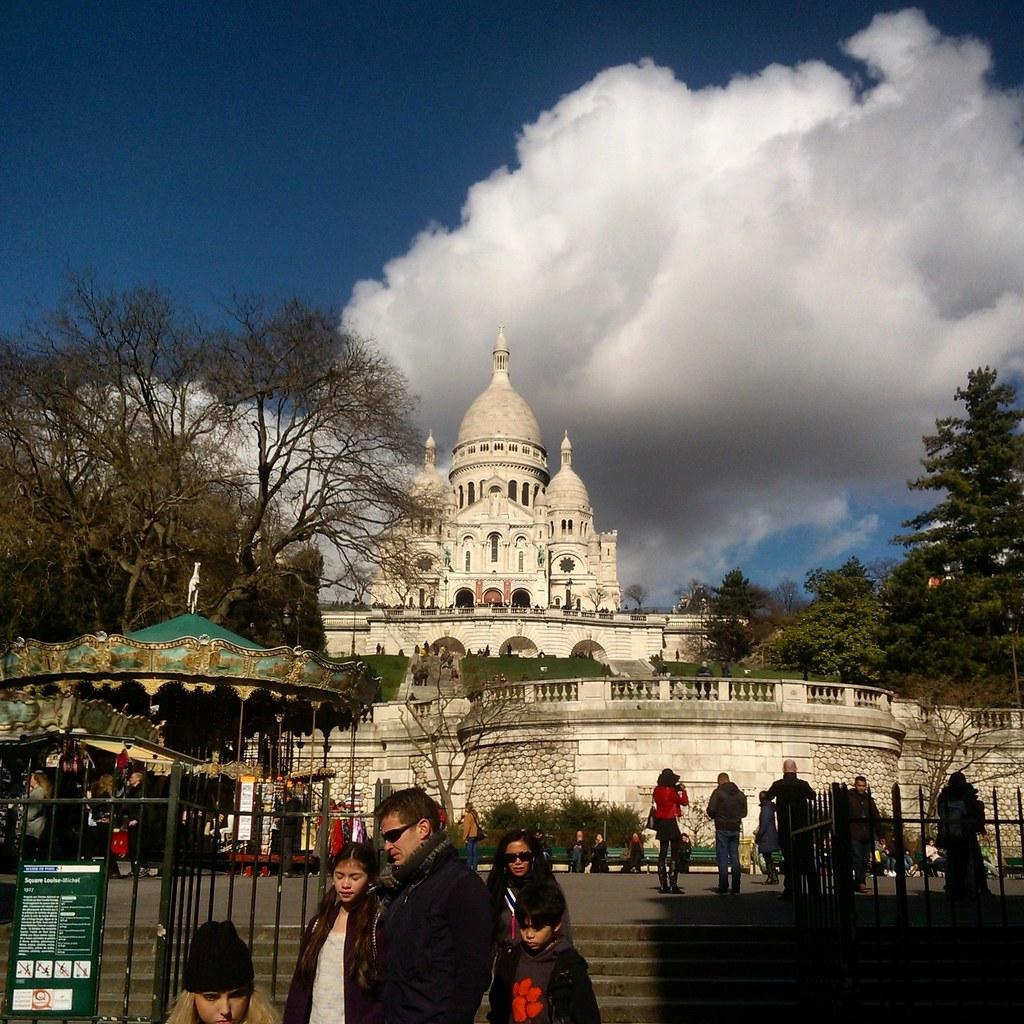 Basilica Sacro Cuore Paris