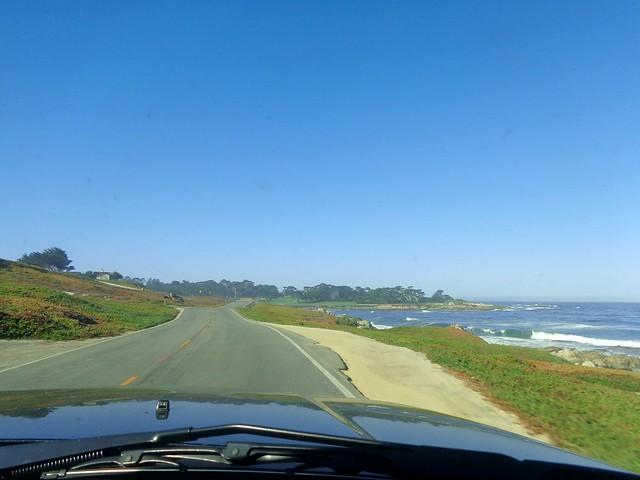 Pebble Beach, Monterey