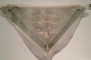 Filipino American Month - Asian Art Museum Hinabi Project handkerchief