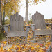 Take a seat and inhale autumn by StarlightHope