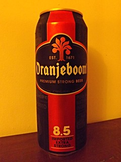 Oranjeboom, Premium Strong Beer, Holland