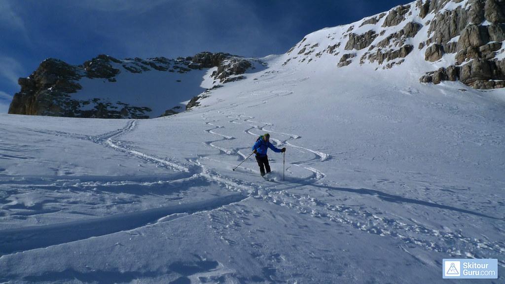 Piz Lavarela (Day 3 H.R. Dolomiti Südtirol) Dolomiti Itálie foto 15