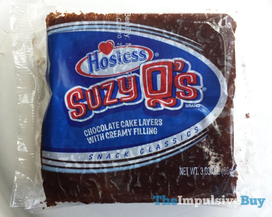 Hostess Suzy Q's