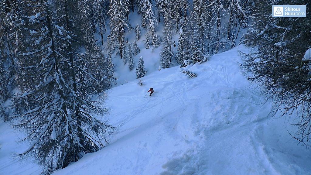 Zendleserkofel (Day 1, H. Route Dolomiten) Dolomiti Italien foto 27