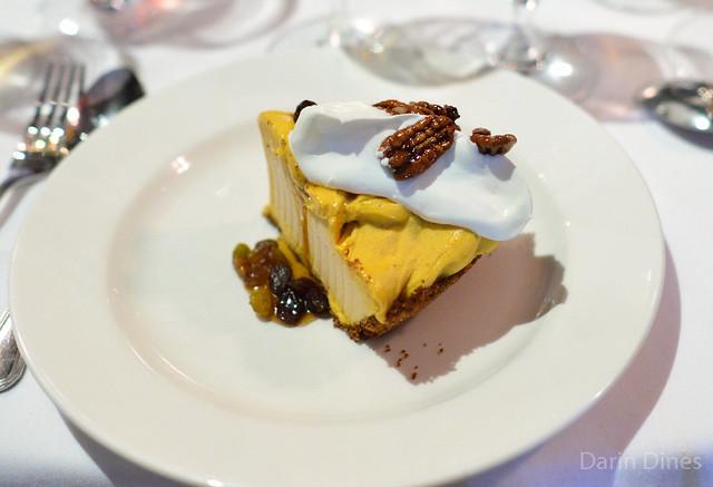 pumpkin gelato pie