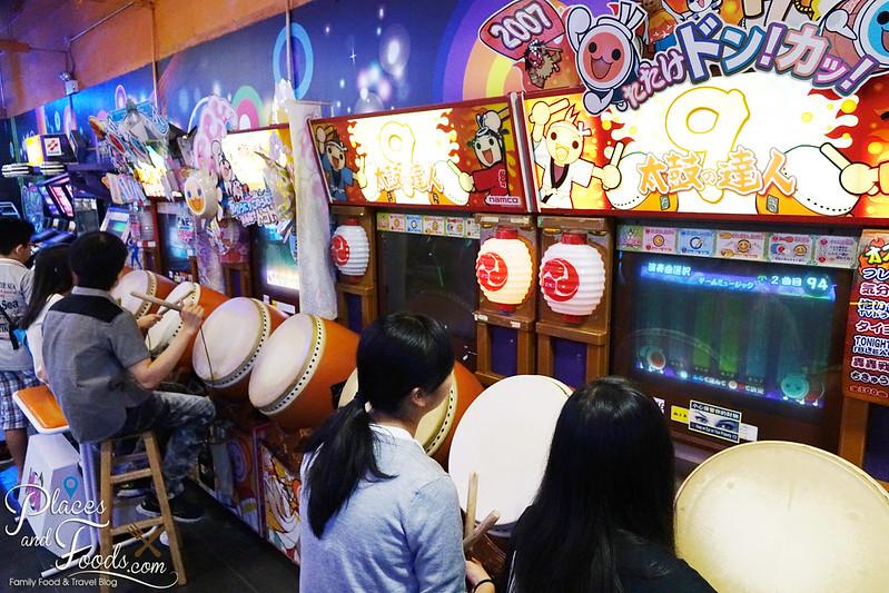 dragon centre sky fantasia arcade games