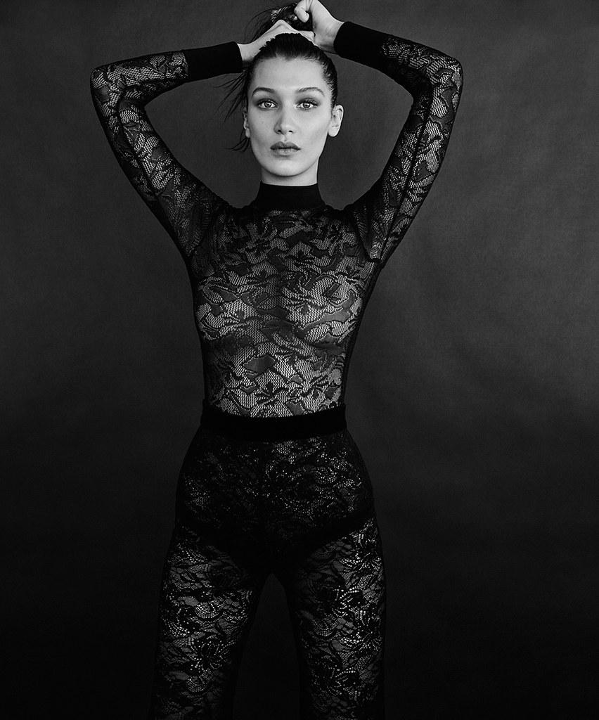 Белла Хадид — Фотосессия для «S Moda» 2015 – 2